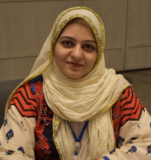 Dr. Isma Farah Siddiqui